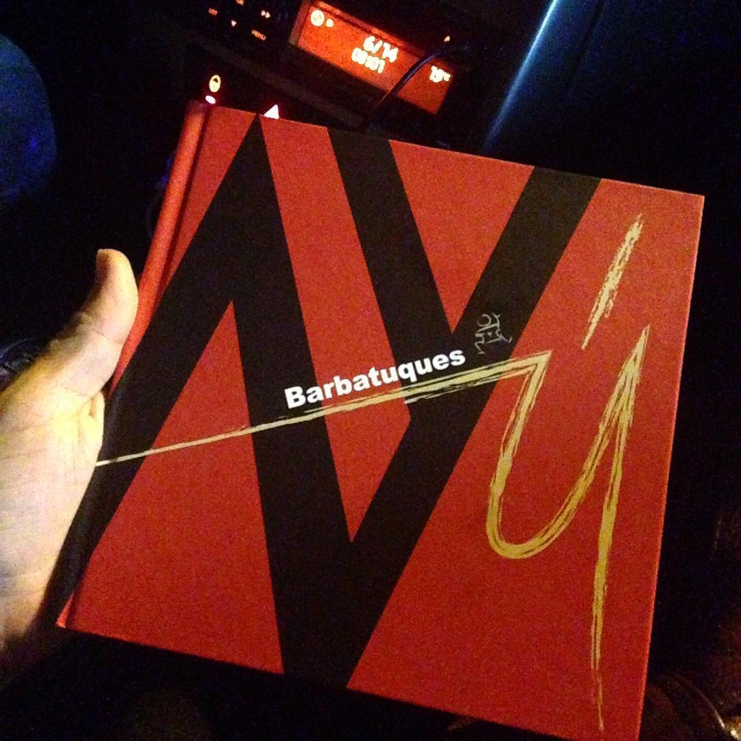 Ayú pronto, novo disco do Barbatuques em edição super especial. Agosto/2015